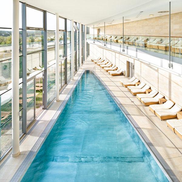 Pool Quadratisch urlaubsangebote therme laa hotel silent spa