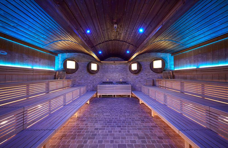 Sauna Therme Laa